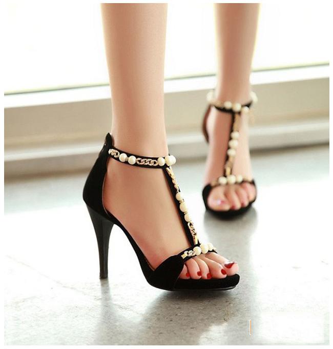 Giày Cao Gót đính Ngọc Trai, giay nu, giày nữ, giày cao gót, giay cao got, giày nữ đẹp, giay nu dep, giay nu cao cap, giày nữ cao cấp, giày sandal nữ, giay sandal nu, sandal nữ, Sandal nu