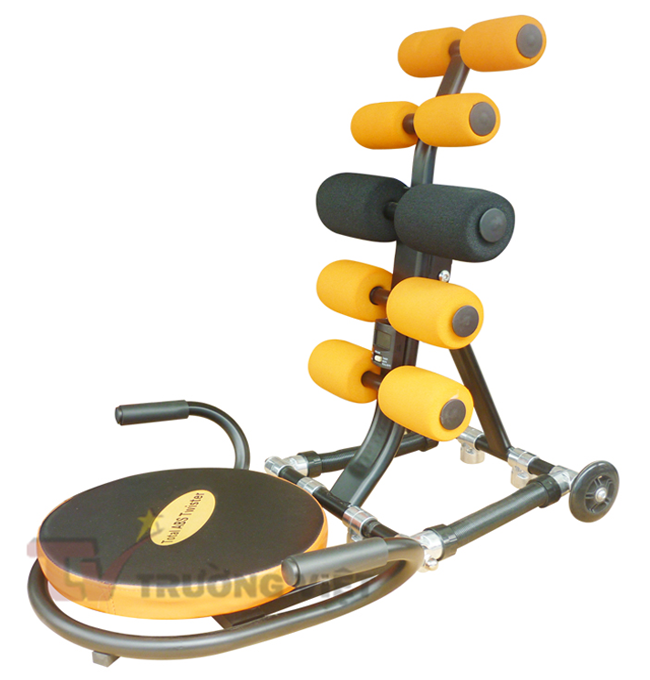 Máy tập bụng Total ABS Twister