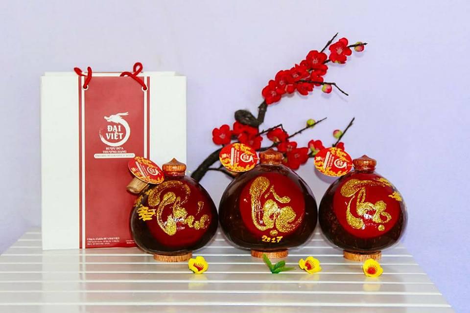 Rượu Dừa Hồ Lô Tài Lộc, ruou dua ho lo tai loc, ruou dua ben tre, rượu dừa bến tre, ruou dua tai loc, rượu dừa tài lộc