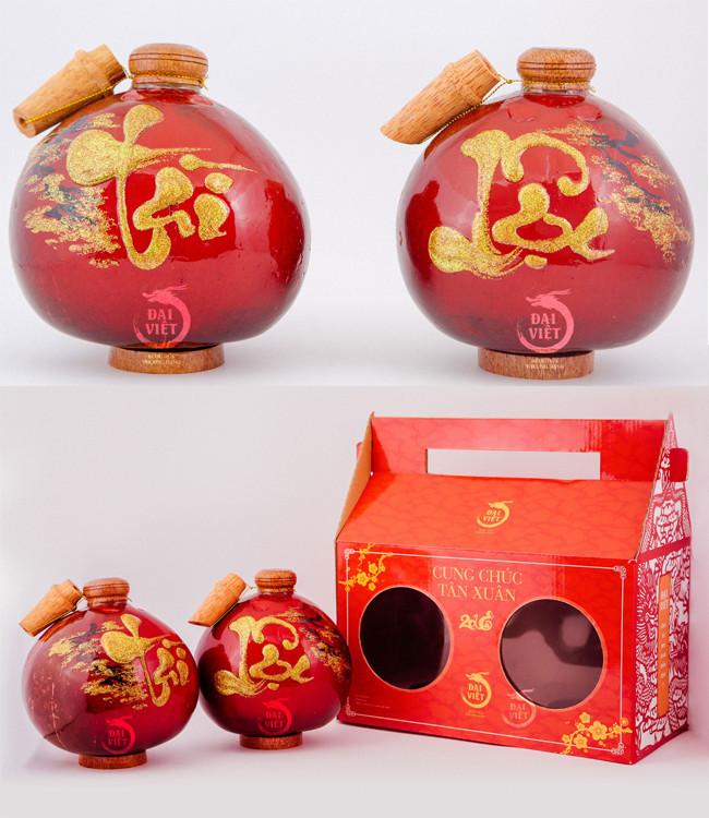 Rượu Dừa Tài Lộc
