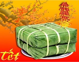 Bánh Chưng Việt - Gạo Nếp Cái Hoa Vàng