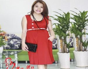 Đầm Bầu Mama Thời Trang