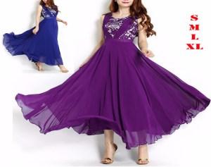 Đầm Dạ Hội Vintage Cao Cấp