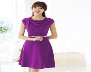 Đầm Xòe Korea Form Dài