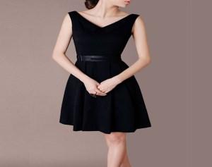 Đầm Xòe Phong Cách Vintage