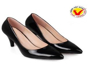 Giày Công Sở Đế Thấp - CS002
