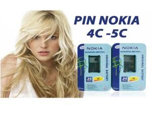 Pin Nokia 4C Hoặc 5C Chính Hãng