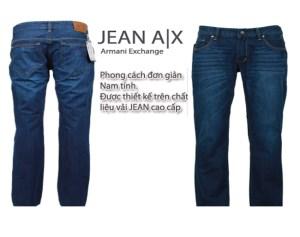 Quần jean Nam Armani Exchange